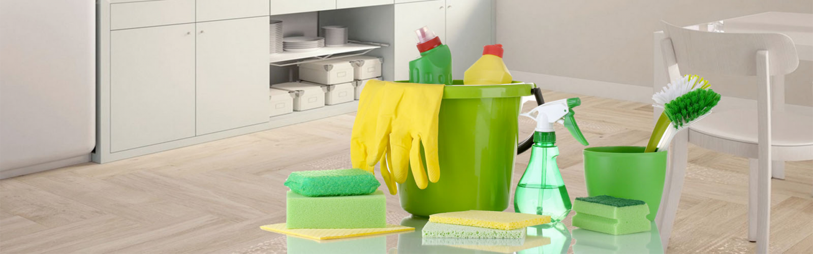 идеальная уборка квартир